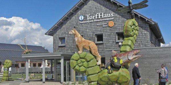 Besucherzentrum TorfHaus FÖJ