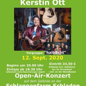 Events 2020 Kerstin Ott
