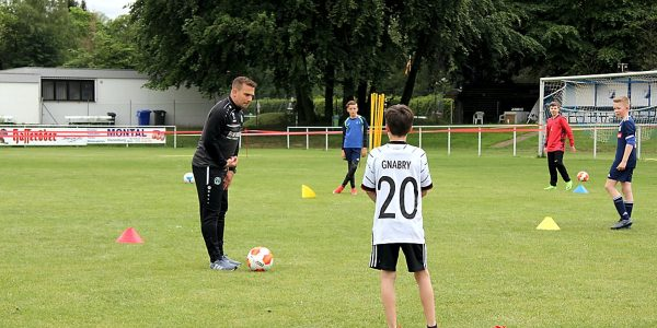 Gasttrainer Lars Fuchs