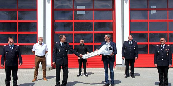 Feuerwehrhaus Immenrode