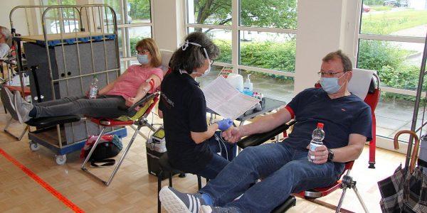 Weltblutspendetag in Goslar DRK