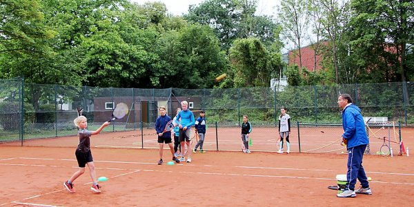 Schnuppertraining Tennisclub