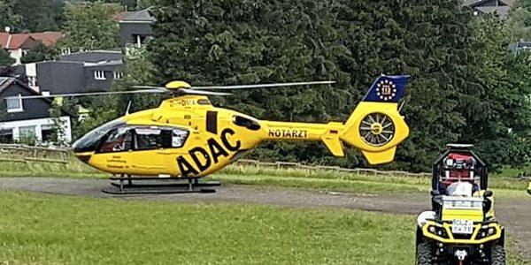 Bergwacht Langelsheim 10.07.2020
