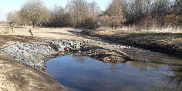 Neue Wasserführung geht vorrangig Richtung Oker