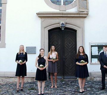 Konfirmation in Vienenburg