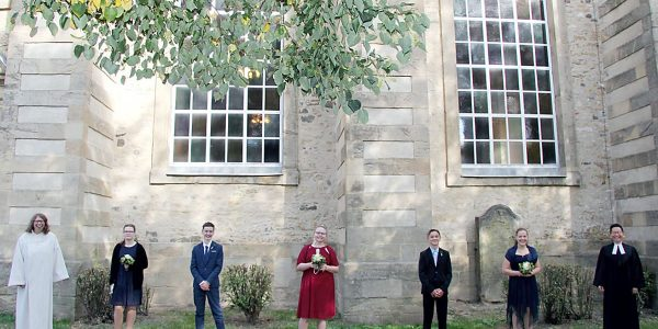 Konfirmation St. Stephani Goslar