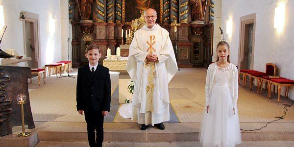 Erstkommunion 2020 St. Jakobi Kirche