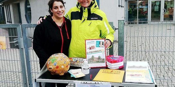 Aktionsteam für das Elternhaus Göttingen - Dojo Sportgruppe