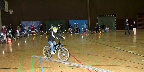 ADAC-Fahrradturnier beim CvD