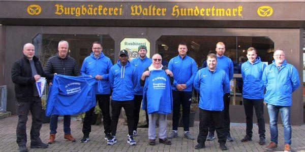 Regenjacken für die FG 16 Vienenburg/Wiedelah
