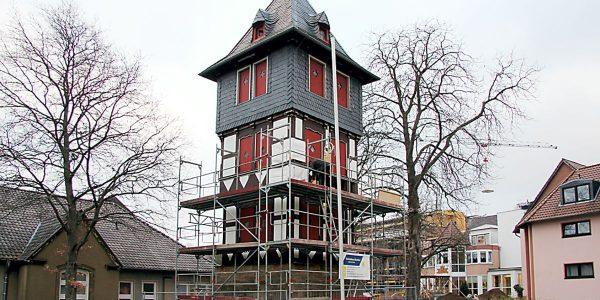 Steigerturm der Feuerwehr Goslar