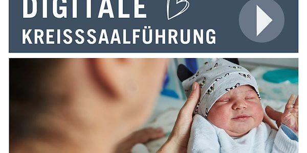 Geburt in Goslar - Digitale Kreißsaalführung