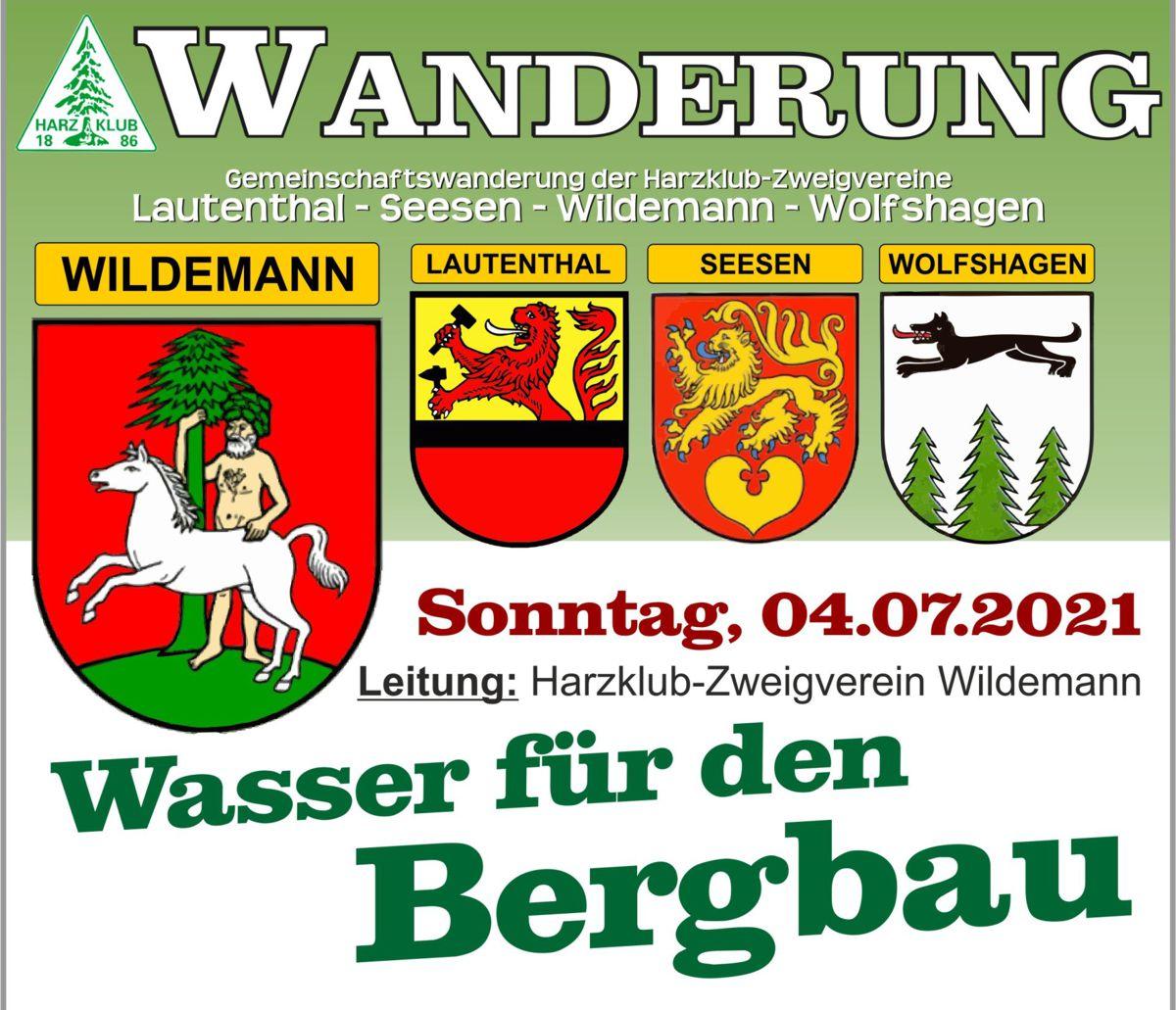 Wanderung Harzklub Wildemann