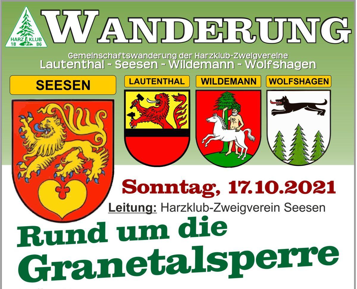 Wanderung Harzklub Seesen