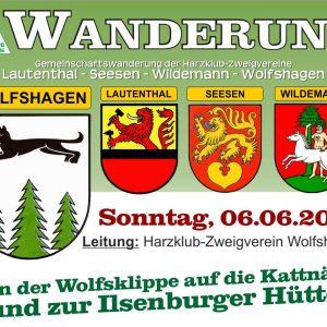 Wanderung Harzklub