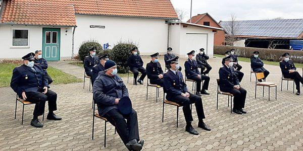 JHV Feuerwehr Neuenkirchen