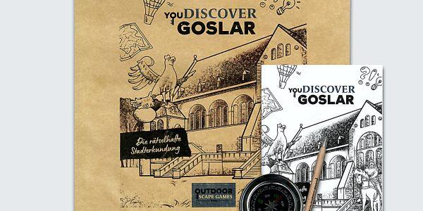 Neues entdecken: YouDiscover Stadtführung