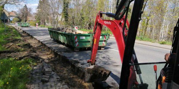 Sanierung der Bismarckstraße in Vienenburg