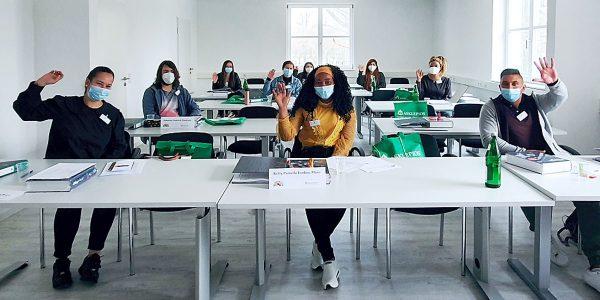 Bildungszentrum Harz - Neue Azubis 2021
