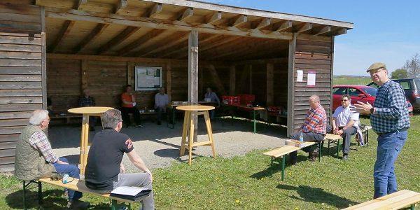 Archäologischer Park Kaiserpfalz Werla
