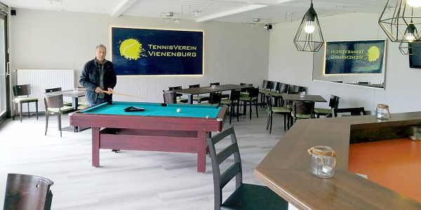 Tennisverein Vienenburg: Neuer Vorstand