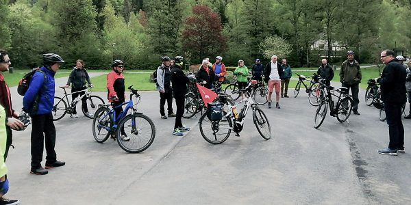 Fahrradtour SPD Langelsheim