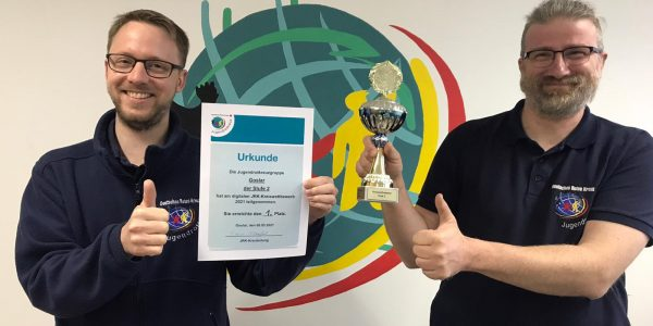 2021-06-01, Jugendrotkreuz bewies sich im virtuellen Kreiswettbewerb, Foto 09.05.21, 00 37 24 (1)