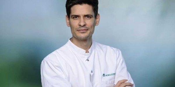Dr.-Sebastian-Casu / Chefarzt der Zentralen Notaufnahme der Asklepios-Klinik Wandsbek - Hamburg. Foto: Asklepios