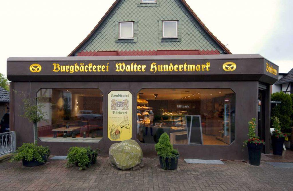 Burgbäckerei Hundertmark