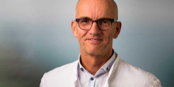 Tumorspezialist, Dr. med. Dipl. Biol. Andreas Hoyer, Chefarzt der Medizinischen Klinik II, Hämatologie und Onkologie der Asklepios Harzkliniken  (Foto: Aklepios)