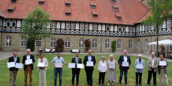 Spendenübergabe Rotary Club Goslar