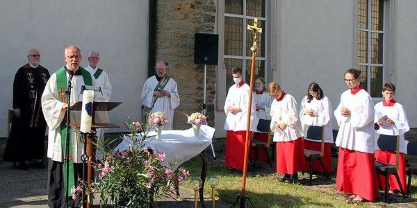 Verabschiedung Pfarrer Dirk Jenssen