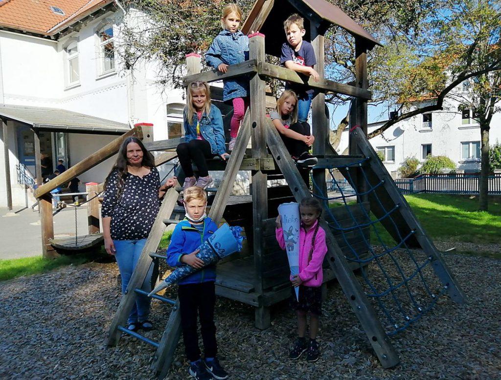 Einschulung 2021 Grundschule Wiedelah