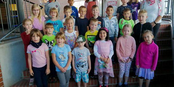 Einschulung 2021 Klasse 1a- Grundschule Vienenburg